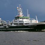 """Forschungsschiff """"Celtic Explorer"""", Canon EOS 500D, Canon EF 1:4/70-200 mm L"""
