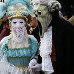 Karneval in Venedig 2003, Olympus Camedia 1400XL