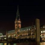 Hamburger Rathaus, Canon EOS 300D, Tokina 1:4/12-24 mm