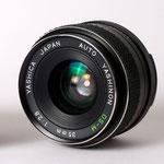 Weitwinkelobjektiv Yashinon DS-M 1:2,8/35 mm