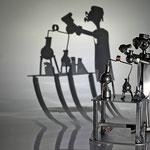 Schattenspiele, Canon EOS 300D, Rikenon 1:1,4/55 mm