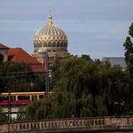 Kuppel der Synagoge in Berlin, Canon EOS 500D, EF 1:4/70-200 mm L