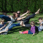 Fortbildung, Yoga für Kinder/Familien