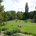 Der Stadtpark in York