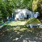 Camping bei Bogliasco
