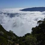 Über den Wolken ... jajaja