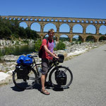 Pont du Gard, ein römicher Aquädukt