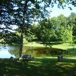 Schöne Seen zum schwimmen