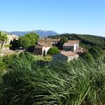 Korsisches Dorf