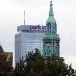 Park Inn / Marienkirche