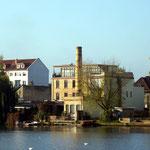 Frauentrog in Köpenick im Sommer 2011