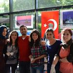Die türkische Fachschaft