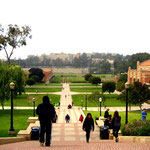 Campus der UCLA