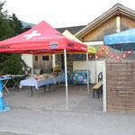 Grillbuffet 1. August