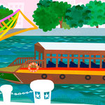 River Cruse「Singapore book」(オリジナル)