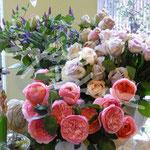 Rosen Vasen Einfach Blume