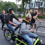 Wikinger mit Drachen.  (Foto: http://criticalmass-hh.de)