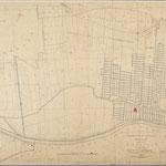 Sint Pancras kadastraal, 1821.