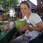 Coconut water - endlich!