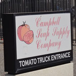 Hier kommt die Campbell Suppe her