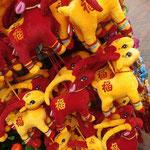 Chinese New Year vor der Tür: Das Jahr der Ziege steht bevor