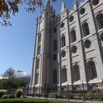 LDS Temple in SLC