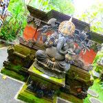 Ganesha omnipräsent