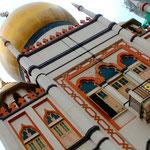 Moschee im Umbau