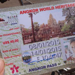 Welcome to Angkor!
