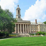 Penn State in State College - Old Main Lawn