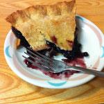 I just looooooove Blueberry Pie