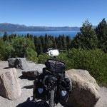 Atemberaubende Aussicht auf Lake Tahoe