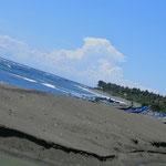 Beach bei Canggu