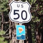 Weiter auf Highway 50
