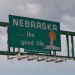 Über den Missouri River nach Nebraska