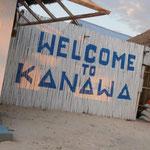 Nix wie weg nach Kanawa Island