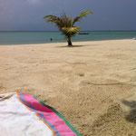 Ao Niad Beach - wunderschön und einsam