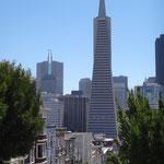 Transamerca Tower - der steht auch immer noch