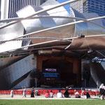 Millenium Park feiert 10-jähriges Bestehen