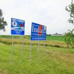 """""""Kantonsgrenze"""" Ohio-Indiana und wieder was gelernt"""