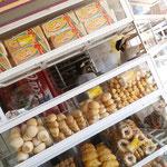 Bakeshops - der grosse Renner in den Philippinen: Weissbrot und Fritiertes