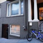1474 Sacramento Street - mein ehemaliges Zuhause. Mein Zimmer links :)