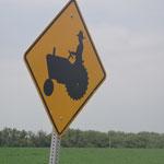 Der Traktor und die Kirche fassen Illinois gut zusammen :)