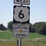 """Seit Tagen """"mein"""" Highway"""