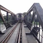 Die Brücke über dem River Kwai