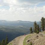 Wanderunge zum Mt. Washburn