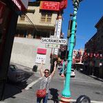 Chinatown darf nicht fehlen