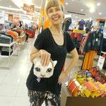 Shopping in Downtown Semarang