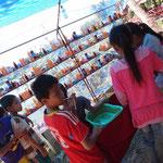 Büchsenschiessen auf Laotisch
