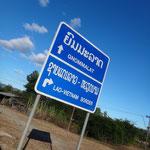 30 km bis zur Grenze